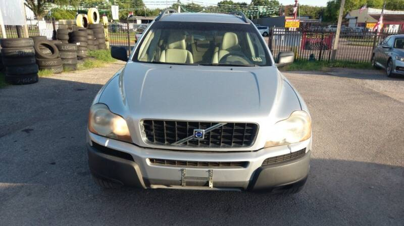 2005 Volvo XC90 for sale at Nation Auto Cars in Houston TX