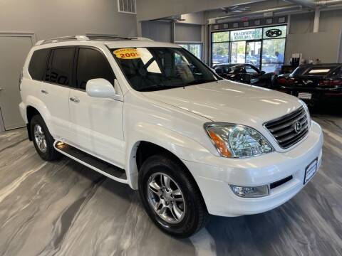 2009 Lexus GX 470 for sale at Crossroads Car & Truck in Milford OH