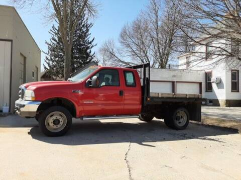 2004 Ford F-450 Super Duty for sale at Rev Auto in Clarion IA
