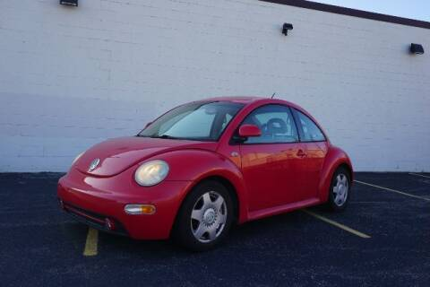 1999 Volkswagen New Beetle for sale at O T AUTO SALES in Chicago Heights IL