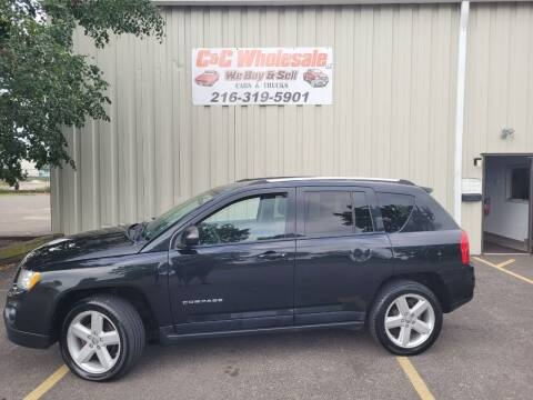 2011 Jeep Compass for sale at C & C Wholesale in Cleveland OH