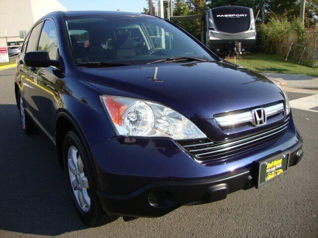 2008 Honda CR-V for sale at Shell Motors in Chantilly VA