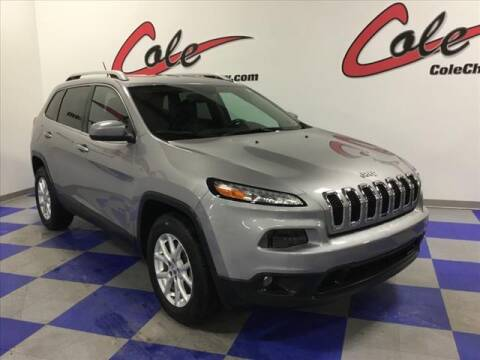 2018 Jeep Cherokee for sale at Cole Chevy Pre-Owned in Bluefield WV