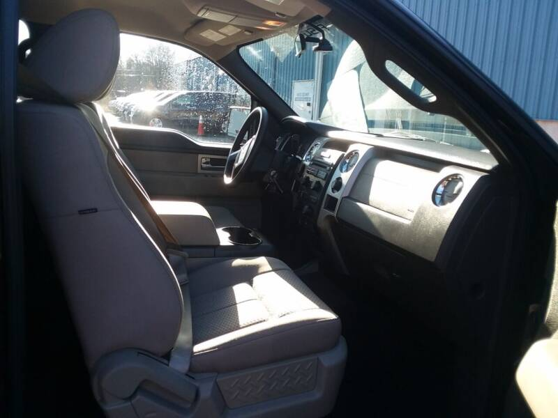 2010 Ford F-150 4x2 Lariat 4dr SuperCrew Styleside 5.5 ft. SB - Phillipston MA