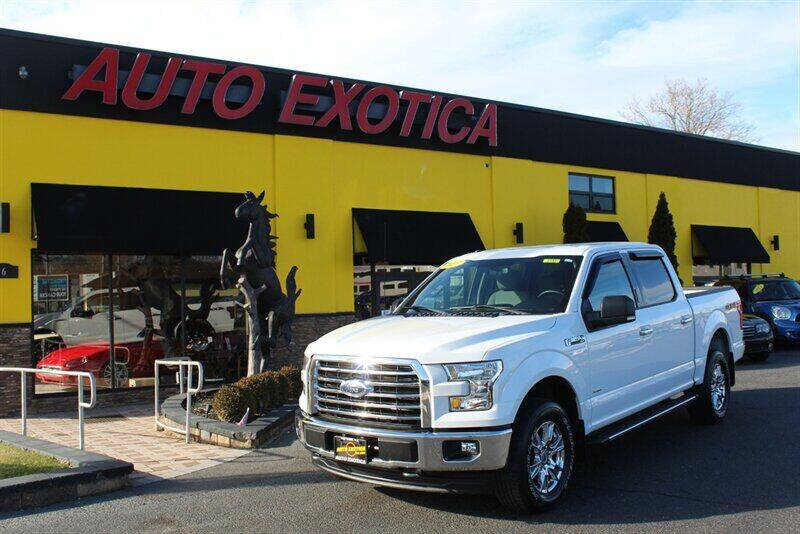 2017 Ford F-150 for sale at Auto Exotica in Red Bank NJ