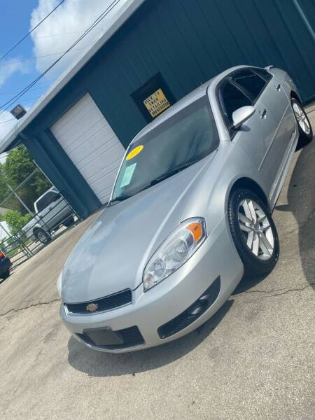 2012 Chevrolet Impala for sale at Car Barn of Springfield in Springfield MO