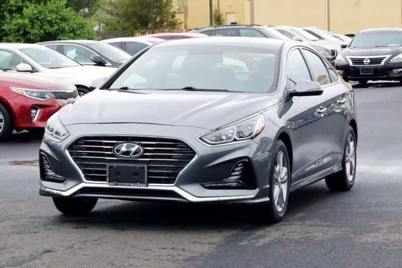 2018 Hyundai Sonata for sale at Avi Auto Sales Inc in Magnolia NJ