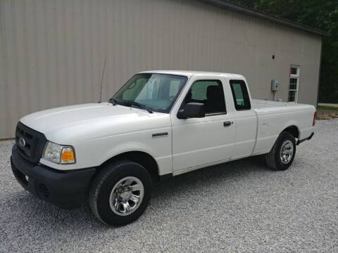 2010 Ford Ranger for sale at Doyle's Auto Sales and Service in North Vernon IN