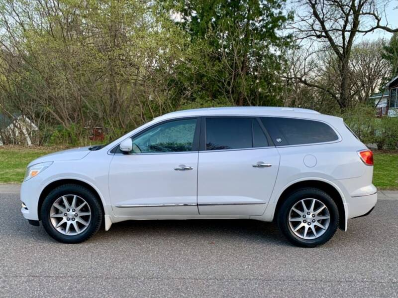 2016 Buick Enclave for sale at You Win Auto in Metro MN