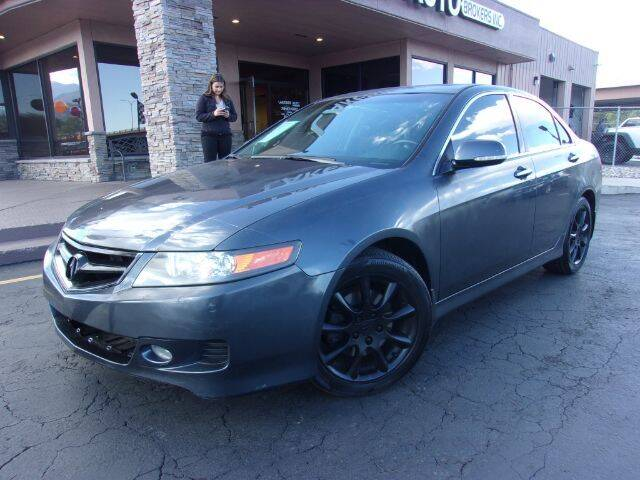 2006 Acura TSX for sale at Lakeside Auto Brokers Inc. in Colorado Springs CO