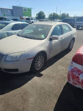2008 Mercury Milan for sale at Cars 4 Idaho in Twin Falls ID
