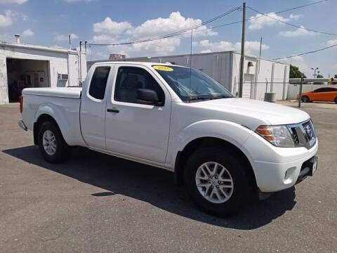 2016 Nissan Frontier for sale at Auto Finance of Raleigh in Raleigh NC