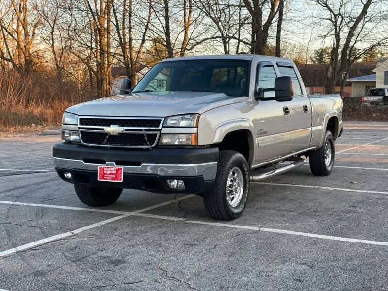 2007 Chevrolet Silverado 2500HD Classic for sale at Hillcrest Motors in Derry NH
