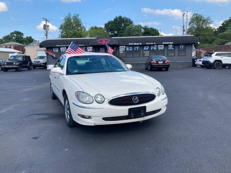 2007 Buick LaCrosse for sale at Savannah Motors in Belleville IL