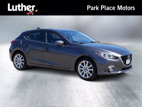 2015 Mazda MAZDA3 for sale at Park Place Motor Cars in Rochester MN