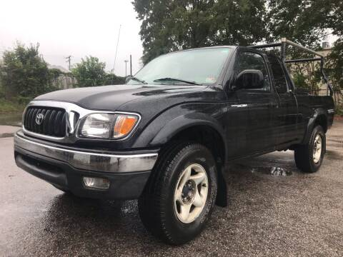 2001 Toyota Tacoma for sale at Wheel Deal Auto Sales LLC in Norfolk VA