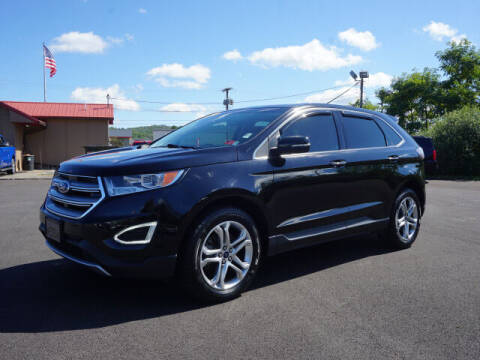 2017 Ford Edge for sale at Stephens Auto Center of Beckley in Beckley WV