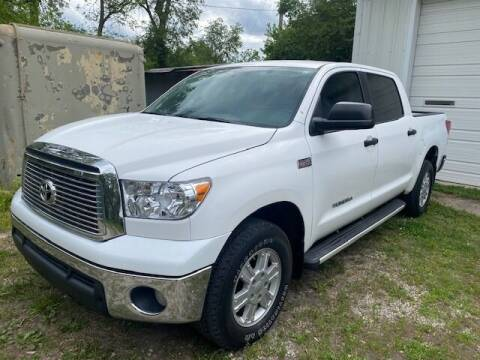 2011 Toyota Tundra for sale at Car Solutions llc in Augusta KS