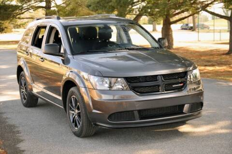 2018 Dodge Journey for sale at Auto House Superstore in Terre Haute IN