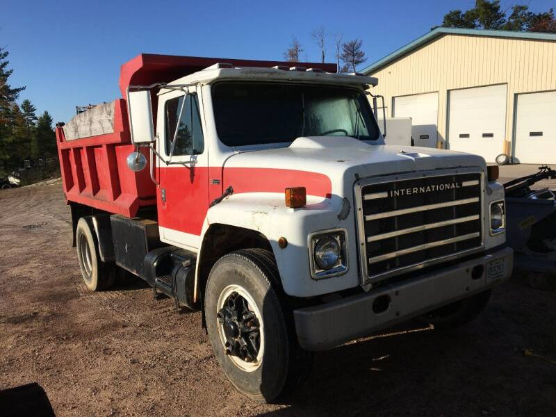 1982 International S1900 for sale at TJ's Auto in Wisconsin Rapids WI