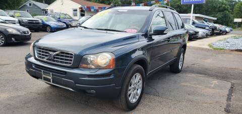 2008 Volvo XC90 for sale at Russo's Auto Exchange LLC in Enfield CT