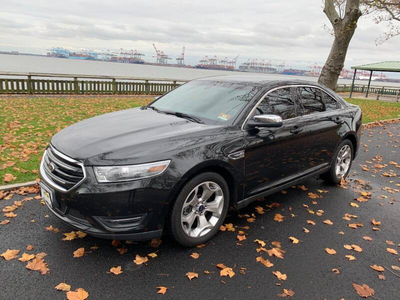 2013 Ford Taurus for sale at Crazy Cars Auto Sale in Jersey City NJ