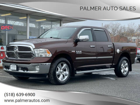 2013 RAM Ram Pickup 1500 for sale at Palmer Auto Sales in Menands NY