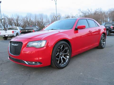 2015 Chrysler 300 for sale at Low Cost Cars North in Whitehall OH
