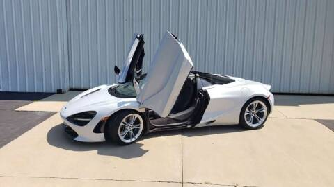 2020 McLaren 720S Spider for sale at Euro Prestige Imports llc. in Indian Trail NC