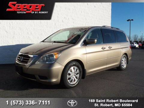 2010 Honda Odyssey for sale at SEEGER TOYOTA OF ST ROBERT in St Robert MO