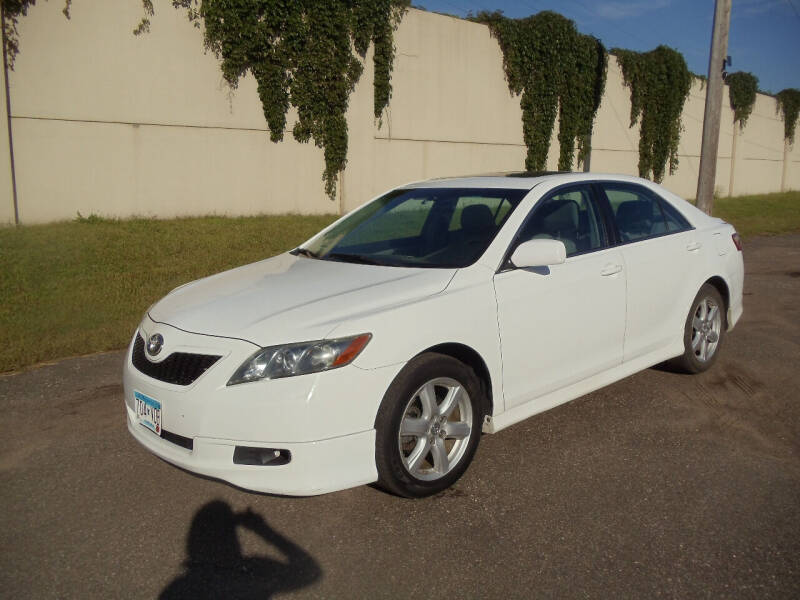2008 Toyota Camry for sale at Metro Motor Sales in Minneapolis MN