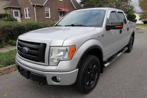 2010 Ford F-150 for sale at First Choice Automobile in Uniondale NY