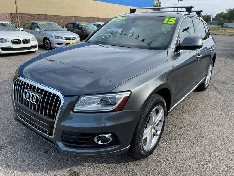 2015 Audi Q5 for sale at M.A.S.S. Motors in Boise ID
