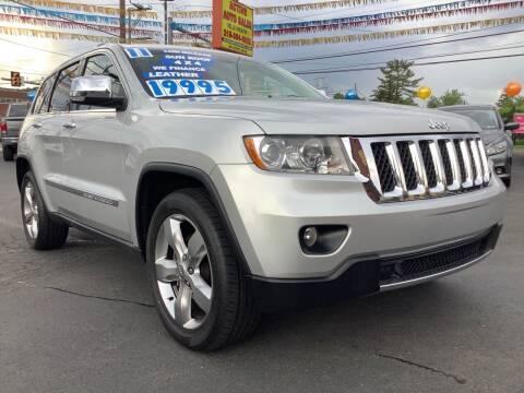 2011 Jeep Grand Cherokee for sale at Active Auto Sales in Hatboro PA
