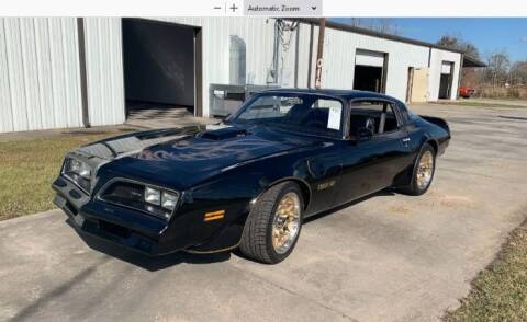 1978 Pontiac Firebird for sale at Haggle Me Classics in Hobart IN