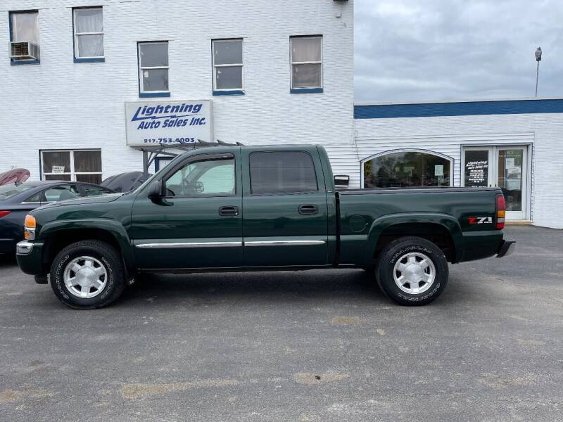 2005 GMC Sierra 1500 for sale at Lightning Auto Sales in Springfield IL