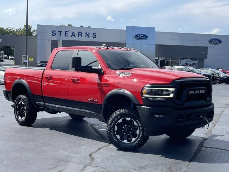 2020 RAM Ram Pickup 2500 for sale at Stearns Ford in Burlington NC