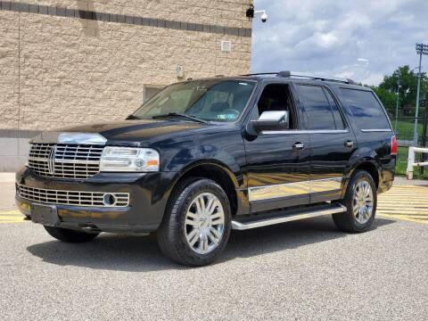 2008 Lincoln Navigator for sale at FAYAD AUTOMOTIVE GROUP in Pittsburgh PA
