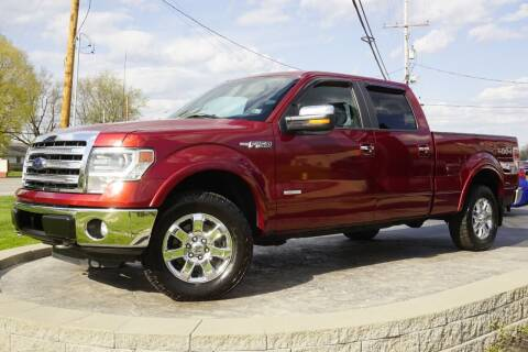 2013 Ford F-150 for sale at Platinum Motors LLC in Heath OH
