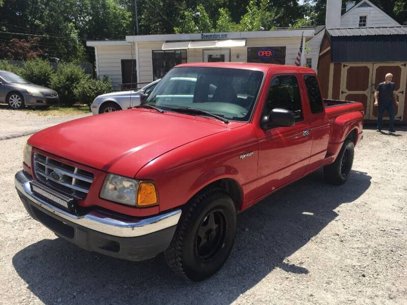 2002 Ford Ranger for sale at Deme Motors in Raleigh NC