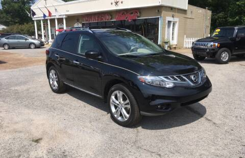 2011 Nissan Murano for sale at Townsend Auto Mart in Millington TN