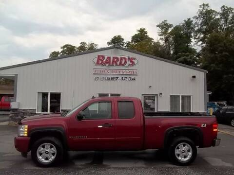 2007 Chevrolet Silverado 1500 for sale at BARD'S AUTO SALES in Needmore PA