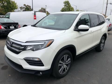 2018 Honda Pilot for sale at EKE Motorsports Inc. in El Cerrito CA