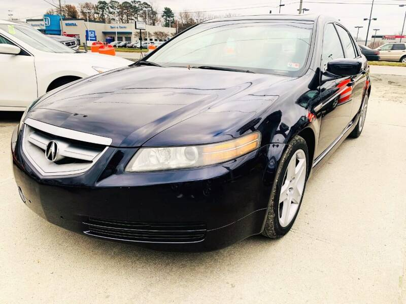 2005 Acura TL for sale at Auto Space LLC in Norfolk VA
