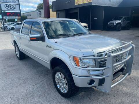 2012 Ford F-150 for sale at Austin Direct Auto Sales in Austin TX