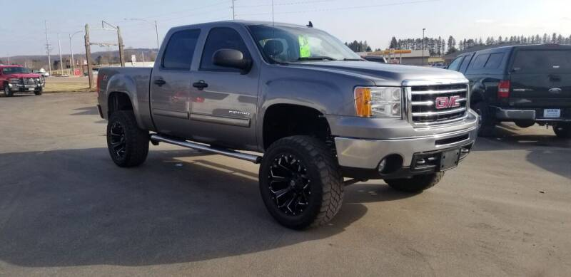 2013 GMC Sierra 1500 for sale at D AND D AUTO SALES AND REPAIR in Marion WI