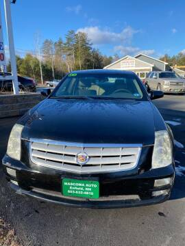 2005 Cadillac STS for sale at Mascoma Auto INC in Canaan NH