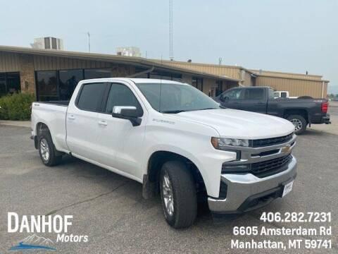 2019 Chevrolet Silverado 1500 for sale at Danhof Motors in Manhattan MT