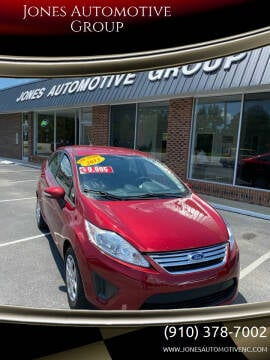 2013 Ford Fiesta for sale at Jones Automotive Group in Jacksonville NC
