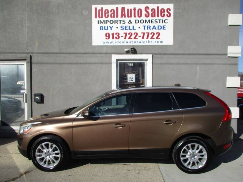 2010 Volvo XC60 for sale at Ideal Auto in Kansas City KS